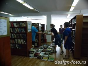 фото Интерьер библиотеки 28.11.2018 №129 - photo Library interior - design-foto.ru
