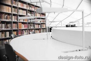 фото Интерьер библиотеки 28.11.2018 №142 - photo Library interior - design-foto.ru