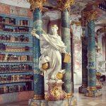 фото Интерьер библиотеки 28.11.2018 №145 - photo Library interior - design-foto.ru