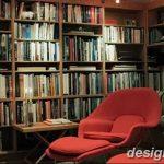 фото Интерьер библиотеки 28.11.2018 №151 - photo Library interior - design-foto.ru