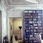 фото Интерьер библиотеки 28.11.2018 №156 - photo Library interior - design-foto.ru