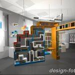 фото Интерьер библиотеки 28.11.2018 №157 - photo Library interior - design-foto.ru