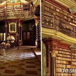фото Интерьер библиотеки 28.11.2018 №158 - photo Library interior - design-foto.ru