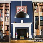 фото Интерьер библиотеки 28.11.2018 №165 - photo Library interior - design-foto.ru