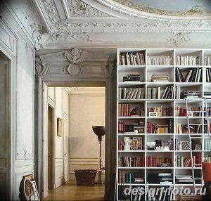 фото Интерьер библиотеки 28.11.2018 №166 - photo Library interior - design-foto.ru