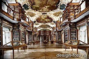 фото Интерьер библиотеки 28.11.2018 №185 - photo Library interior - design-foto.ru