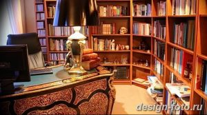 фото Интерьер библиотеки 28.11.2018 №186 - photo Library interior - design-foto.ru