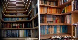 фото Интерьер библиотеки 28.11.2018 №188 - photo Library interior - design-foto.ru