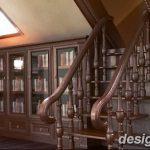 фото Интерьер библиотеки 28.11.2018 №192 - photo Library interior - design-foto.ru