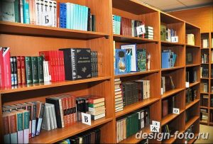 фото Интерьер библиотеки 28.11.2018 №202 - photo Library interior - design-foto.ru