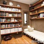 фото Интерьер библиотеки 28.11.2018 №206 - photo Library interior - design-foto.ru