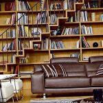 фото Интерьер библиотеки 28.11.2018 №210 - photo Library interior - design-foto.ru