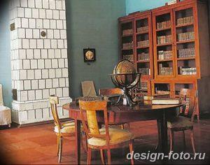 фото Интерьер библиотеки 28.11.2018 №211 - photo Library interior - design-foto.ru