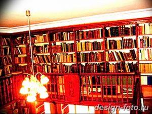 фото Интерьер библиотеки 28.11.2018 №218 - photo Library interior - design-foto.ru
