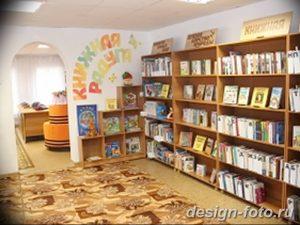 фото Интерьер библиотеки 28.11.2018 №231 - photo Library interior - design-foto.ru
