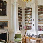 фото Интерьер библиотеки 28.11.2018 №240 - photo Library interior - design-foto.ru