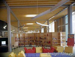 фото Интерьер библиотеки 28.11.2018 №244 - photo Library interior - design-foto.ru