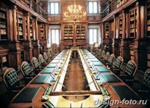 фото Интерьер библиотеки 28.11.2018 №248 - photo Library interior - design-foto.ru