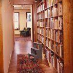 фото Интерьер библиотеки 28.11.2018 №254 - photo Library interior - design-foto.ru
