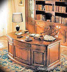 фото Интерьер библиотеки 28.11.2018 №256 - photo Library interior - design-foto.ru