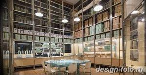 фото Интерьер библиотеки 28.11.2018 №259 - photo Library interior - design-foto.ru