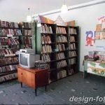 фото Интерьер библиотеки 28.11.2018 №260 - photo Library interior - design-foto.ru