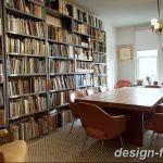 фото Интерьер библиотеки 28.11.2018 №270 - photo Library interior - design-foto.ru