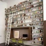 фото Интерьер библиотеки 28.11.2018 №271 - photo Library interior - design-foto.ru