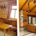 фото Интерьер дачи 21.01.2019 №009 - photo Interior cottages - design-foto.ru