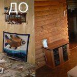фото Интерьер дачи 21.01.2019 №030 - photo Interior cottages - design-foto.ru