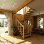 фото Интерьер дачи 21.01.2019 №034 - photo Interior cottages - design-foto.ru