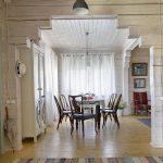 фото Интерьер дачи 21.01.2019 №113 - photo Interior cottages - design-foto.ru