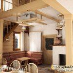 фото Интерьер дачи 21.01.2019 №146 - photo Interior cottages - design-foto.ru