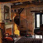 фото Интерьер дачи 21.01.2019 №173 - photo Interior cottages - design-foto.ru