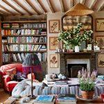 фото Интерьер дачи 21.01.2019 №192 - photo Interior cottages - design-foto.ru