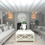 фото Интерьер дачи 21.01.2019 №196 - photo Interior cottages - design-foto.ru