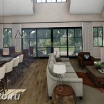 фото Интерьер дачи 21.01.2019 №207 - photo Interior cottages - design-foto.ru