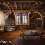 фото Интерьер дачи 21.01.2019 №368 - photo Interior cottages - design-foto.ru