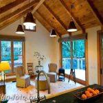 фото Интерьер дачи 21.01.2019 №483 - photo Interior cottages - design-foto.ru