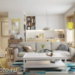 фото Интерьер квартиры в классическом стиле №016 - interior in classic - design-foto.ru