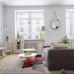 фото Интерьер квартиры в классическом стиле №019 - interior in classic - design-foto.ru