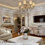 фото Интерьер квартиры в классическом стиле №020 - interior in classic - design-foto.ru