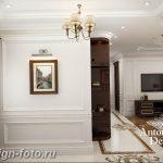 фото Интерьер квартиры в классическом стиле №021 - interior in classic - design-foto.ru
