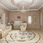 фото Интерьер квартиры в классическом стиле №024 - interior in classic - design-foto.ru