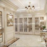 фото Интерьер квартиры в классическом стиле №045 - interior in classic - design-foto.ru