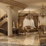 фото Интерьер квартиры в классическом стиле №074 - interior in classic - design-foto.ru