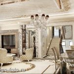 фото Интерьер квартиры в классическом стиле №089 - interior in classic - design-foto.ru