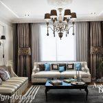 фото Интерьер квартиры в классическом стиле №100 - interior in classic - design-foto.ru