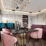 фото Интерьер квартиры в классическом стиле №137 - interior in classic - design-foto.ru