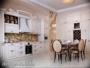 фото Интерьер квартиры в классическом стиле №160 - interior in classic - design-foto.ru